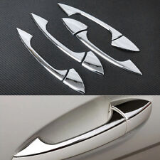 Chrome Door Handle Cover Trim For Mercedes-Benz E GLK ML CLA C-Class W204 W212
