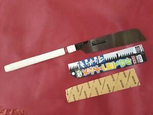 Japanese Pull Saw Kataba Rip Combination Saw 250mm by Bakuma