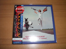 ROLLING STONES Get Yer Ya-Ya's Out  Live in Concert Japan mini LP CD