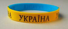 3pc.  Wristband Ukrainian I love Ukraine bracelet Ukrainian Flag Україна