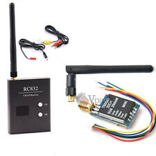 Wireless Boscam FPV 32CH 5.8G 200mw AV Transmitter TS5823 Receiver RC832 RP-SMA
