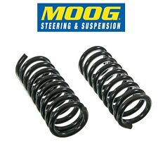 NEW Buick Rendezvous Pontiac Aztek Set Of 2 Rear Coil Springs Moog 81039