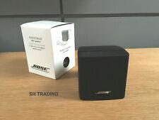 BOXED BOSE BLACK CUBE ACOUSTIMASS 3 LIFESTYLE 18 T10 V10 SPEAKER