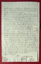 1795 WILHELM Landgraf HESSEN-PHILIPPSTHAL e.U. PAPIERMÜHLE Nippe