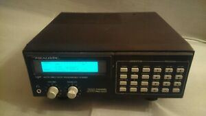 REALISTIC AM/FM DIRECT ENTRY PROGRAMMABLE SCANNER 200 CHANNEL PRO-2022