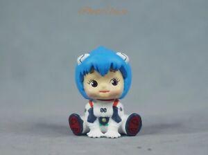 RUNA Sonny Angel Kewpie Kewsion Evangelion Rei Ayanami Cake Topper Figure 1114E9