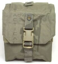 BAE Systems ECLiPSE 200 Round SAW Ammo/Utility MOLLE Pouch - ranger green V2