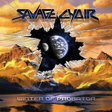 Savage CHOIR-Winter Of Probator CD 2014 technische Speed Metal DIVEBOMB Records