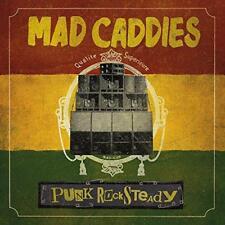 Punk Rocksteady Mad Caddies Audio CD