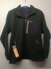 Regatta Nelson weather resistant fleece jacket green 50% OFF BNWT L