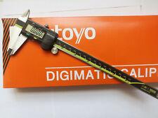 "Mitutoyo Japan 500-197-30 200mm/8"" Absolute Digital Digimatic Vernier Caliper"