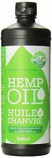 Manitoba Harvest Hemp Oil Unrefined Cold Pressed Omega 3 & 6 Nutritious 946ml