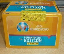 Panini UEFA Euro 2020 Tournament Official Stickers Choose 25 50 100 packs or Box