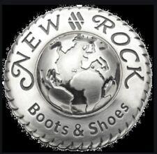 NEW ROCK, Designer Stiefelette, NEU, sehr hochwertig, mit Metallabsatz, Gr 43