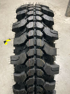 1 New LT 33 10.50 - 16 LRC 6 Ply Comforser 4x4 Thruster Extreme Mud Tire