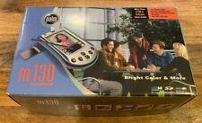 New listing Palm M130 Handheld Pda w/Dock Ac Power Software Original Box & Paperwork