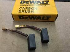 N032832 Dewalt SDS Rotary Hammer Carbon Brush Set # D25012 / D25013 / D25023