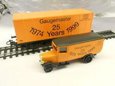 ** Marklin M00012 Gaugemaster 25 Years 1974 -1999 Wagon+Lorry Set 1:87 HO Scale