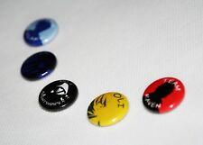 Nightshade Manga Pin Badge set