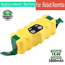 3.8Ah For iRobot Roomba 14.4V Battery NI-MH R3 500 600 700 800 900 Series Vacuum