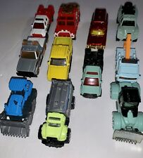 11 Matchbox Rescue Emergency Vehicles Vintage Included RARE Snow Plow