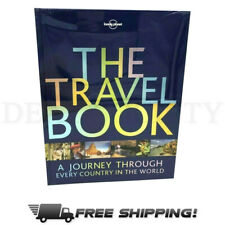 The Travel Book: A Journey Through Every Country in the World Lonely Planet