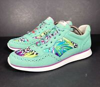 Clarks Sportswear Womens Funky Floral Trainers Fashion Active Size UK 7 D