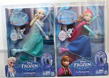 Disney Frozen Ice Skating Elsa and Anna