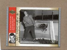 gordie howe 2003/04 ud memorable moments card detroit red wings mr hockey gh10