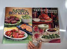 Taste of Home 2002 Holiday Celebrations Mom's Best Meals Cookbooks Recipe Books