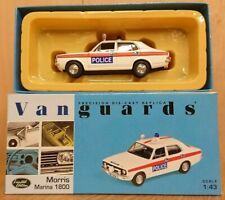Corgi VA06302 Morris Marina 1800 Essex Police Car Ltd Edition No. 4138 of 5100