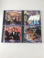 lot of 4 time life music 'the rock 'n' roll era  1960s'  cds