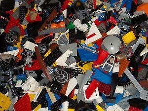 LEGO 100 Teile Space Star Wars Raumfahrt Weltall Galaxy Konvolut aus Sammlung