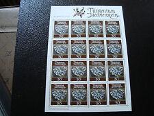 LIECHTENSTEIN - timbre/stamp Yvert et Tellier n° 718 x16 n** (Z2)