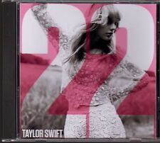 Taylor Swift PROMO CD 22 From Colombia RARE