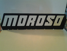 """Moroso Performance Parts Auto Racing Advertising 11.5"""" Decal Nos Toolbox Sticker"""