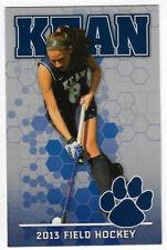 New listing 2013 Kean College Field Hockey Schedule !!!