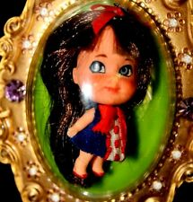MATTEL LITTLE VTG LIDDLE KIDDLE LIZ  LOCKET 1966