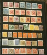 Germany Stamps Lot of over 540 Mint Hinged #6385