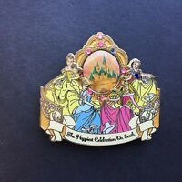 WDW Happiest Celebration on Earth Four Princesses - Disney Pin 37653