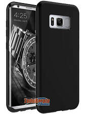 Funda TPU LISA NEGRA Samsung Galaxy S8