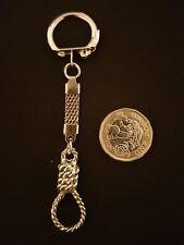 Hangman Hangmans Noose Tibetan Silver Key Ring Key Chain