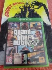GTA V GTA 5 XBOX ONE  PAL