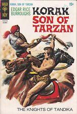 Korak Son Of Tarzan #31. Fine. 1969