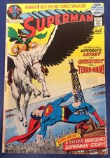 Superman #249 (1972) - 1st Appearance Of Terra-Man