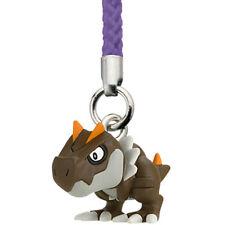 Pokemon Netsuke Mascot XY MOVIE 17th Ver. - TYRUNT Figure Strap Nintendo Tomy Go