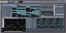 Multimedia Studio Music Audio Midi Production Studio Computer Software Program