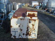 2000 Gallon Double Wall Self Containment Tank Ul Labeled For Gasoline Diesel