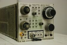 TEKTRONIX 7L5 - Audio Spectrum Analyser plug-in - Cleaned, tested & good working