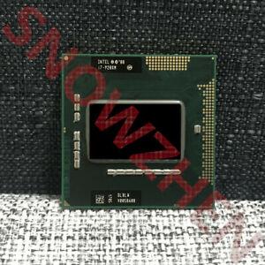 Intel Core i7-920XM CPU Quad-Core 2.0GHz 8M SLBLW Socket G1 Processor